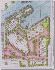 Tidemark Mainsail site plan