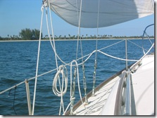 Sailing Tampa Bay