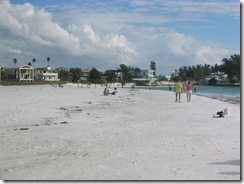Bean Point beach Anna Maria