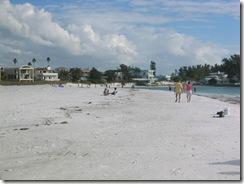 Bean Point beach Anna Maria