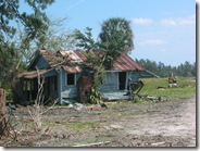 Old Florida destroyed