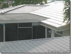 Hurricane resistant roofs