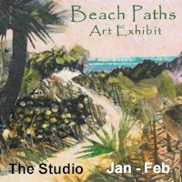 Beach Paths Art Exhibit