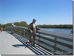 Robinson Preserve trail