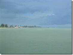 Cruising tropical Gulf of Mexico