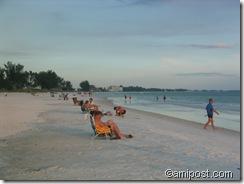 oil-free Anna Maria beach