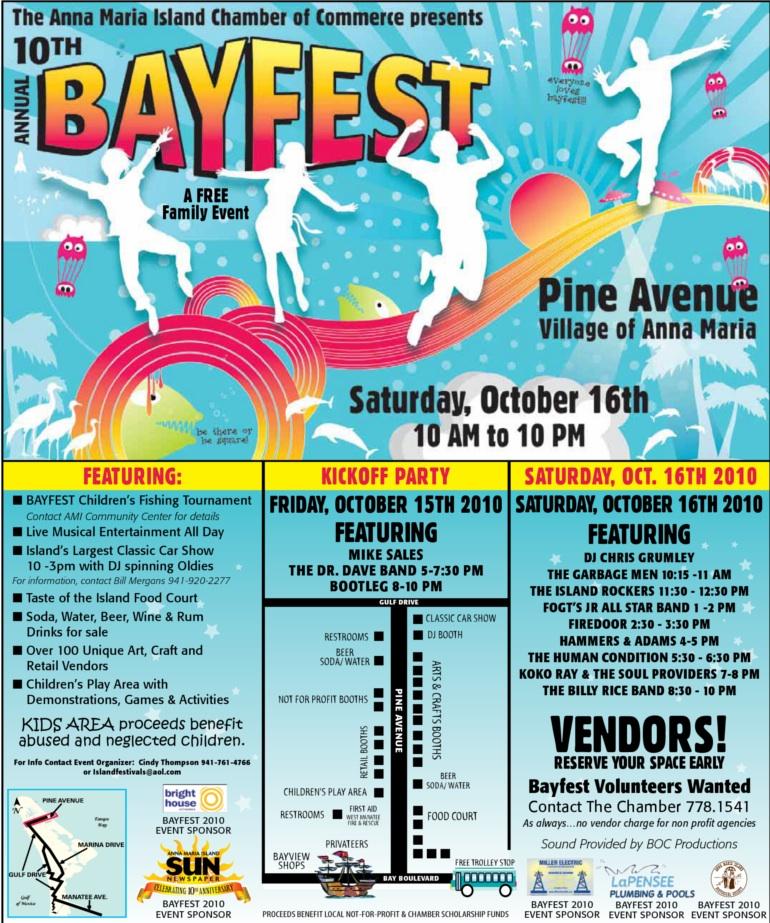 Bayfest Anna Maria Island