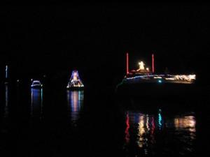 Anna Maria Island boat parade