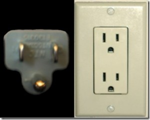 USA power outlet