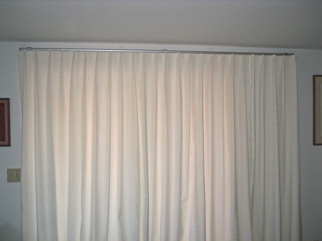 How To Make Pinch Pleat Drapes For Modern Window And Door