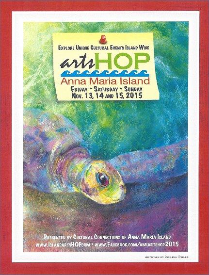 artsHOP 2015 poster