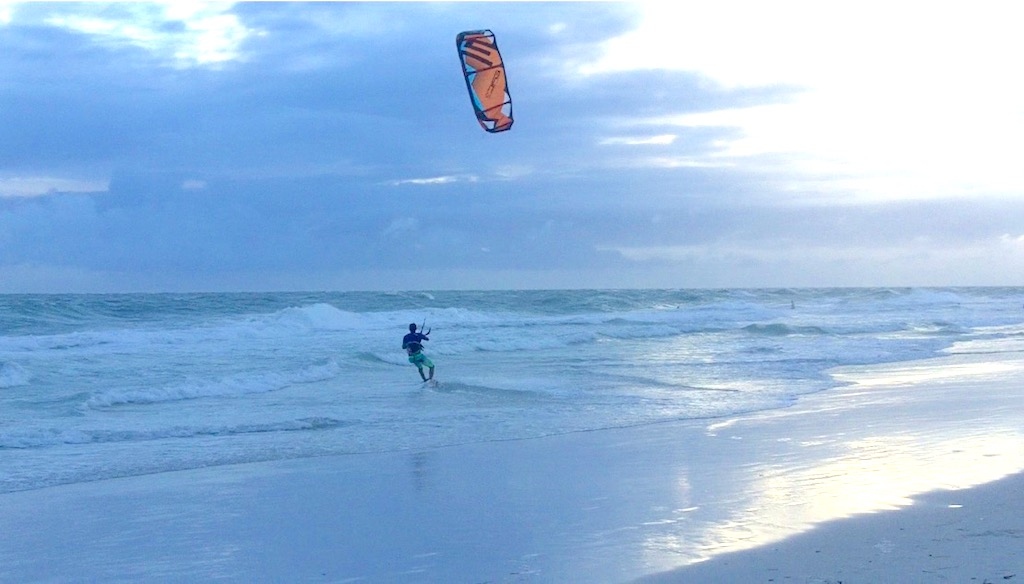 Kiteboarding Anna Maria Island