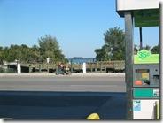 Jessie's gas station Holmes Beach