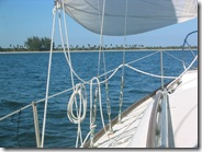 Tampa Bay sailing