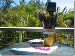 Art Supplies on Anna Maria Island