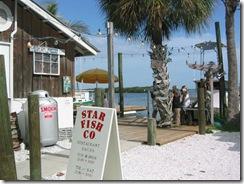 Cortez fishing village Star Fish restaurant