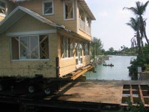 Anna Maria City Anglers Lodge moved