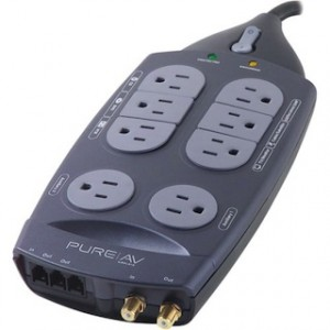 Appliance Telephone Cable Lightning Surge Protector