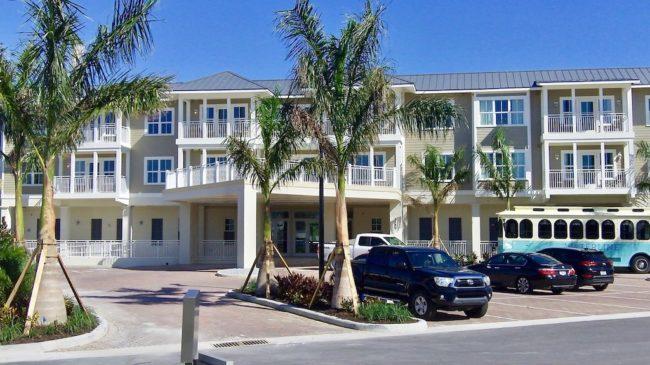 Holmes Beach Waterline Hotel scheduled to open December 15th, 2017